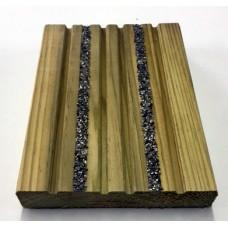 Softwood Treated Anti-Slip Decking 32mm x 125mm