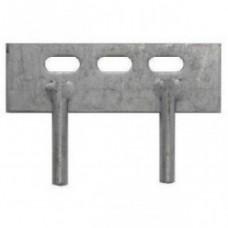 Concrete Gravel Board Cleats