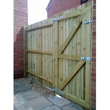 Closeboard Garden Gate 900mm x 1750mm