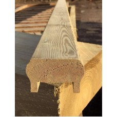 Reversible Decking Handrail / Base Rail