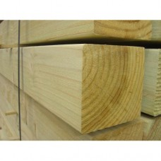 Planed Square Newel Post 90mm x 90mm