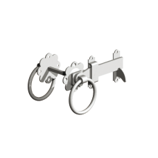 "Gate Ring Latch 6"" / 150mm"