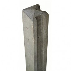 125mm x 125mm Slotted Corner Concrete Fence Posts